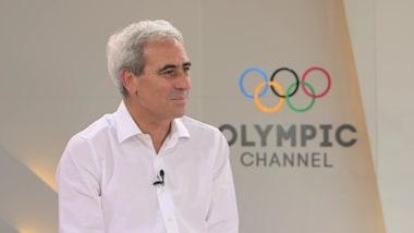 Novo esporte nas Olimpíadas 2020: Entrevista com Raffaele Chiulli