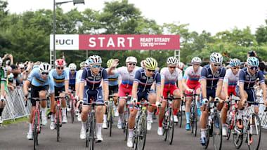 全長179キロの難コースを選手たちが駆け抜ける テストイベント「READY STEADY TOKYO-自転車競技(ロード)」を開催