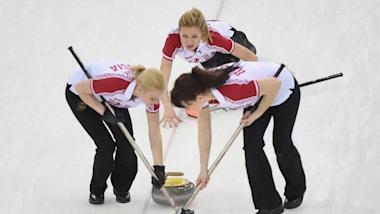 Suecia - Rusia (F) | Campeonato Europeo de Curling - Tallin