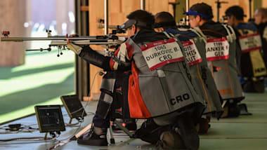 Final (M) rifle 3 posiciones 50m | Copa del Mundo Rifle/Pistola ISSF - Río