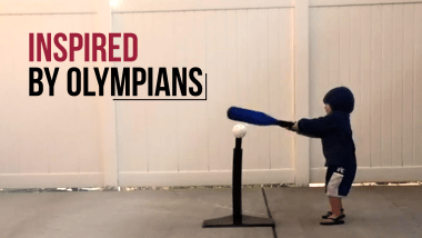 Baseball and Softball Compilation I Inspired By Olympians