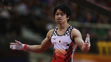 Japan's Kohei Uchimura reveals: