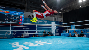 Finals and Classification - Day 5 - Boxing | Buenos Aires 2018 YOG