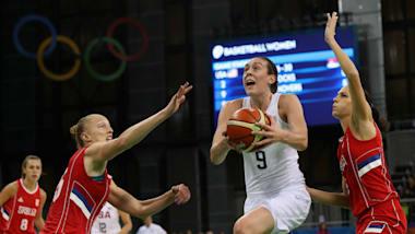 オリンピックの女子バスケットボールはアメリカの独擅場。「バスケ王国」が優勝を逃したのはたった3度だけ