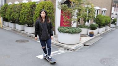 A skatista japonesa que levou ouro nos X Games pode ter sucesso Olímpico?