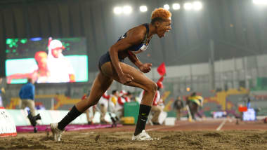 La reacción de Rojas tras su oro en los Juegos Panamericanos