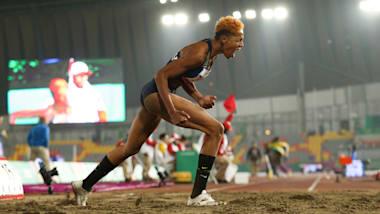 Рекордсменка Рохас о победе на Панамериканских играх