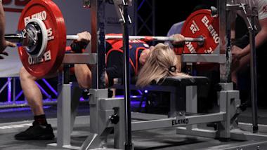 93kg M, 84kg F, +84kg F y 105kg M | Campeonato Mundial Clásico - Helsingborg
