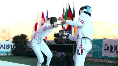 WATCH... UIPM World Cup Final - Tokyo