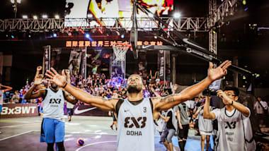 FIBA 3x3 World Tour Bloomage Final - Pequim
