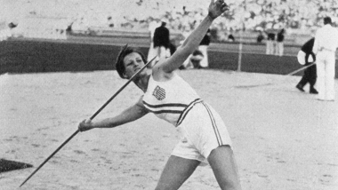 Didrikson mit Doppelgold in Los Angeles 1932
