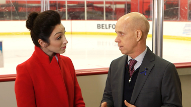 Olympic champ Scott Hamilton shares his cancer story