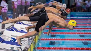Лучшие моменты юношеских Олимпийских игр #8