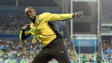 Athlete Evolution : Usain Bolt
