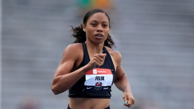 五輪陸上金メダリストのアリソン・フェリックス、IAAFワールドチャレンジ出場