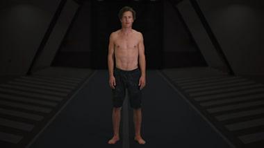 Anatomie d'un snowboarder : les forces cachées de Sven Thorgren
