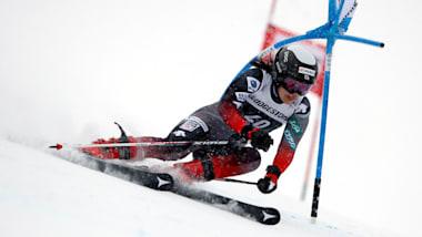 アルペンスキー世界選手権、女子大回転で安藤麻が27位…優勝はスロバキアのブルホバ