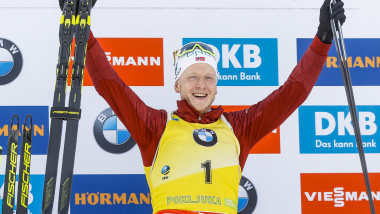 Watch out Martin Fourcade, Johannes Thingnes Boe is gunning for your biathlon crown!