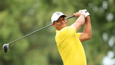 Tiger Woods determined to achieve his Tokyo 2020 goal