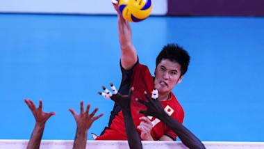 FIVB男子バレーボールネーションズリーグ2019予選リーグ第4週初戦:日本はアメリカに惨敗