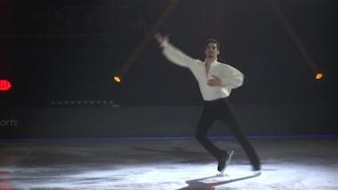 Eiskunstläufer Javier Fernández zurück in Spanien