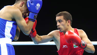 Amit Panghal creates history, enters World Boxing Championships final