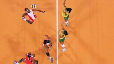 BRA v CMR | Torneio Olímpico Qualificatórias Femininas FIVB - Uberlândia