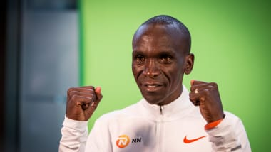 Eliud Kipchoge picks Vienna for historic sub-two hour bid