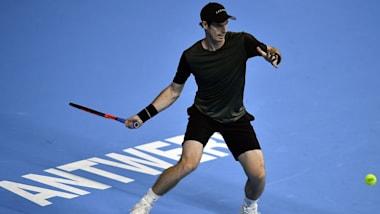 【テニス】元世界ランク1位マレー、ベルギーの公式戦で8強進出…復帰後の成績は6勝5敗に