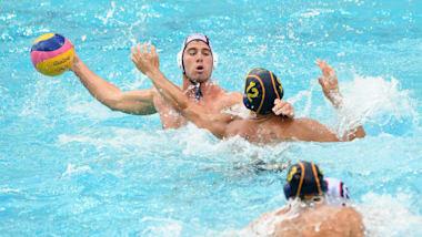 Men's QF 2 - CRO v GER   Water Polo - FINA World Championships - Gwangju