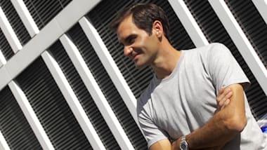 Roger Federer, emocionado por jugar en Tokio 2020
