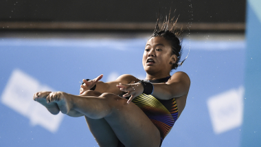 Final de trampolín de 3m femenina - Saltos | JOJ Buenos Aires 2018