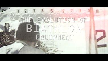 The evolution of biathlon