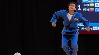 여자 -44kg 결승 - 유도 | 부에노스 아이레스 2018 YOG