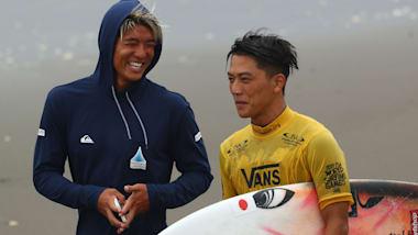 【サーフィン】WSG大会7日目:五十嵐カノア、大原洋人、村上舜は敗者復活8回戦へ