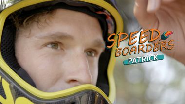 Patrick Switzer – Skatista no Downhill