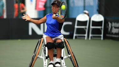 Finais | Wheelchair Masters NEC - Orlando