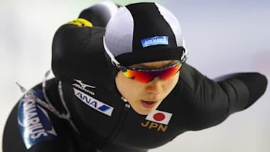 スピードスケートW杯第3戦…高木美、佐藤、曽我の日本女子がチームスプリントで金