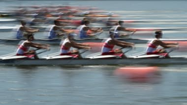 Heats - Session 2 | FISA World Rowing Championships, Linz-Ottensheim