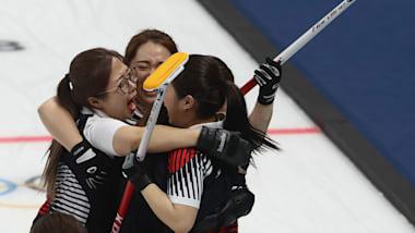 L'histoire de l'Equipe de Kim - les ´Garlic Girls' de Corée du Sud