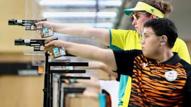 Final (F) pistola 25m | Copa del Mundo Rifle/Pistola ISSF - Río