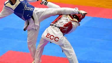 团体对练(男/女)决赛 | 跆拳道 - 夏季大学生运动会 - 那不勒斯