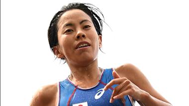女子トライアスロン上田藍、2カ月ぶりラン「東京五輪に向けてレベルUPしたい」