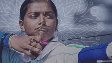 How India's top archer Deepika Kumari refused to give up