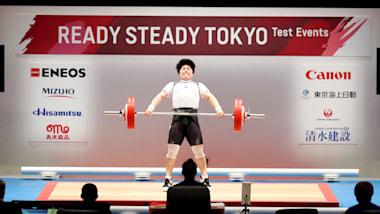 READY STEADY TOKYOーウエイトリフティング フォトギャラリー