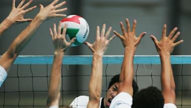 Herren Halbfinale 1 | Volleyball - Sommer-Universiade - Neapel