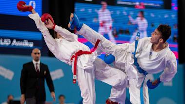 Semifinals and Finals - Day 2 - Karate | Buenos Aires 2018 YOG
