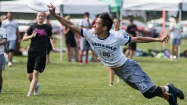 Mixed Final | WFDF World Under 24 Ultimate Championships - Heidelberg