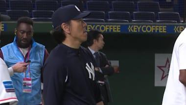 Hideki Matsui reveals pre-game jitters ahead of MLB All-Star tour