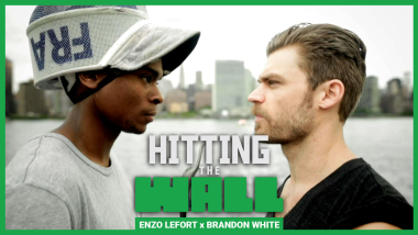 Can Buff Dude @Brandon_Myles survive Enzo Lefort's Fencing workout?